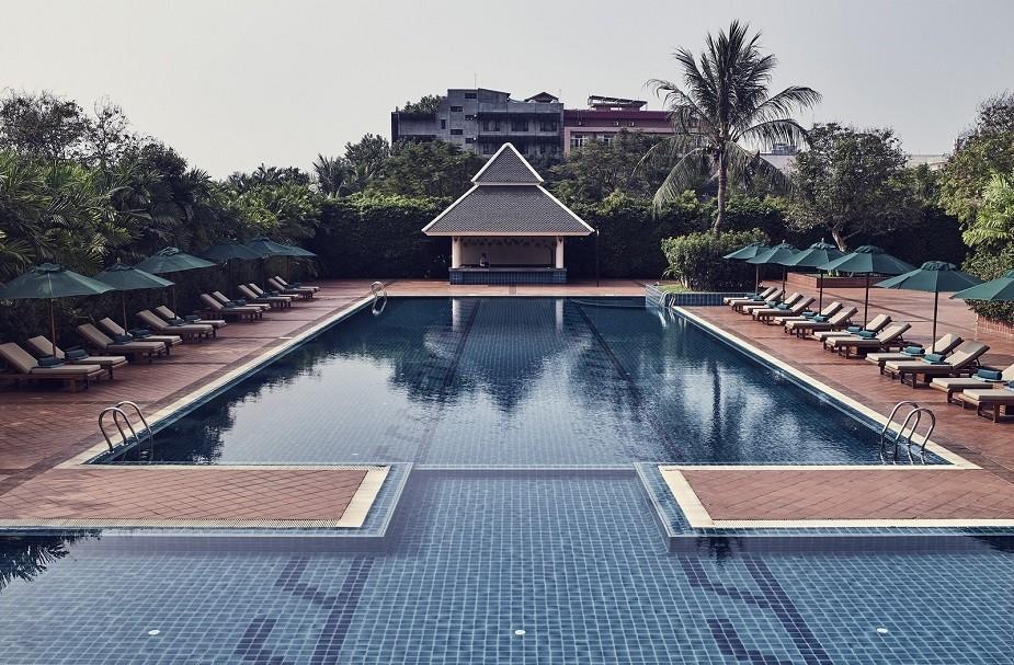 hotel in phnom penh