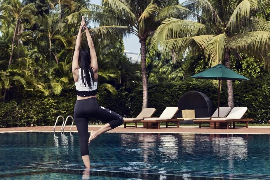 best pool hotel phnom penh