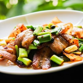Sichuan Sauteed Pork